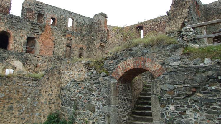 Krakovec: poslední útočiště Jana Husa