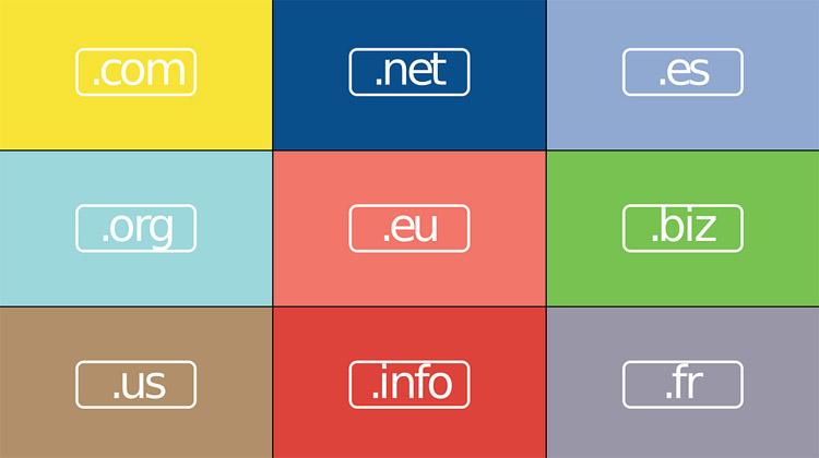 Internetové domény jako základ orientace