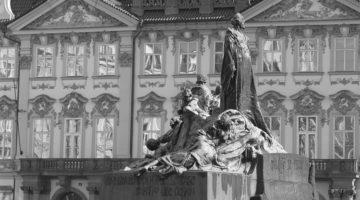 Reformátor církve Jan Hus