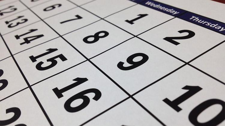 Historie kalendáře