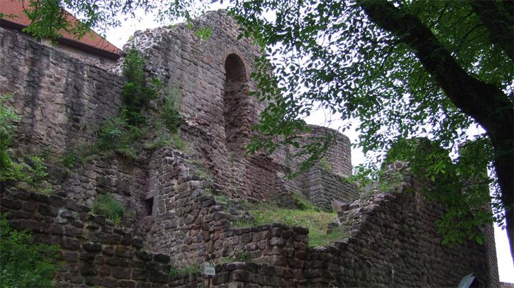 Hrad, který odolal i husitům