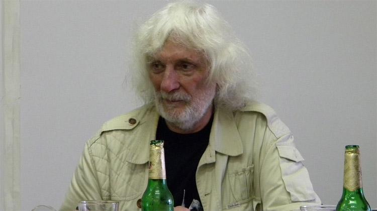 Věčný bohém Petr Hapka